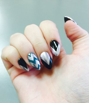 Nails did~