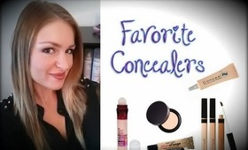My Favorite Concealers For Acne, Scars, Redness and Dark Circles
