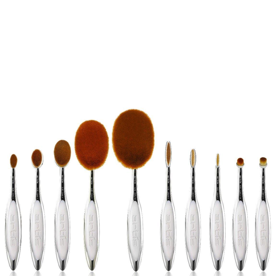 Artis Elite 10 Brush Set Mirror product swatch.