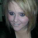 big hair, even make up :)