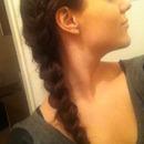 Single Side Braid