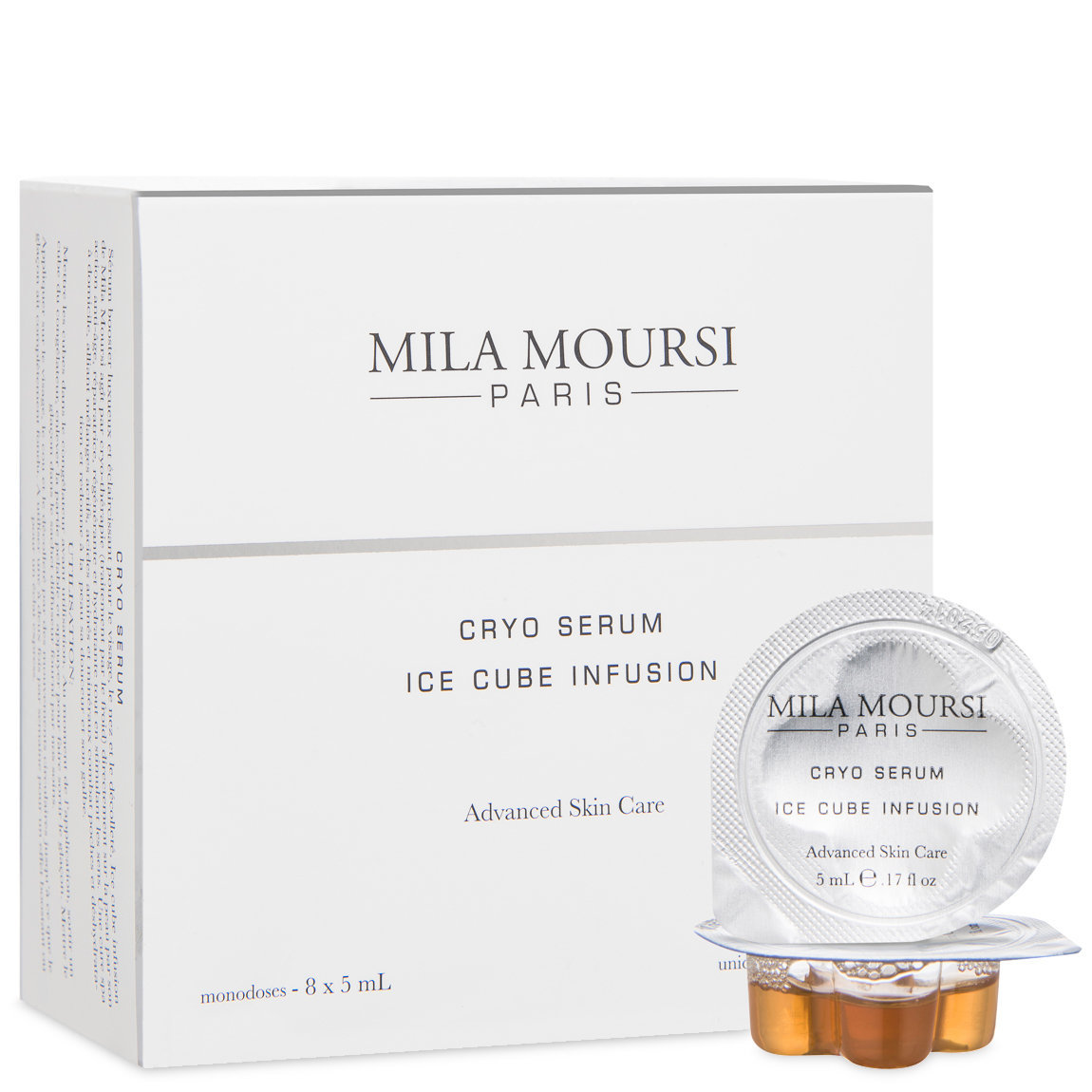 Mila Moursi Cryo Serum Ice Cube Infusion alternative view 1 - product swatch.