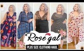 Rosegal Plus Size Haul Spring 2020