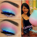 Cotton Candy Inspired!