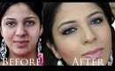 Everyday Spring/Summer Makeup tutorial | Samiksha Danish |