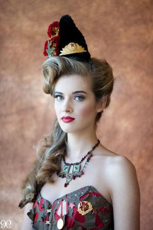 Makeup by Josephine Silverwolf