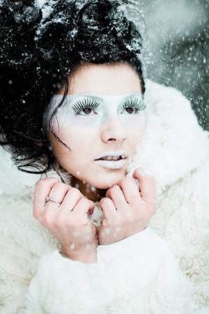 Make up - me Photo - Sławek Nakoneczny