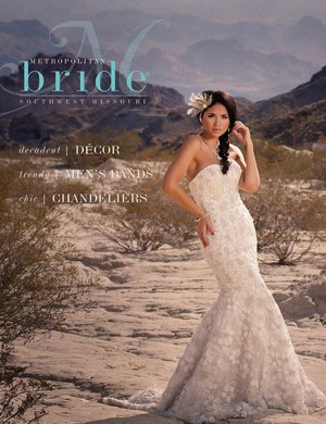 im honored to of been able to work with Metropolitan bride magazine again
