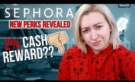 Sephora Reveals NEW Beauty Insider Rewards.. My Thoughts