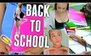 Back To School: Hair, Makeup & Outfit for 2015!