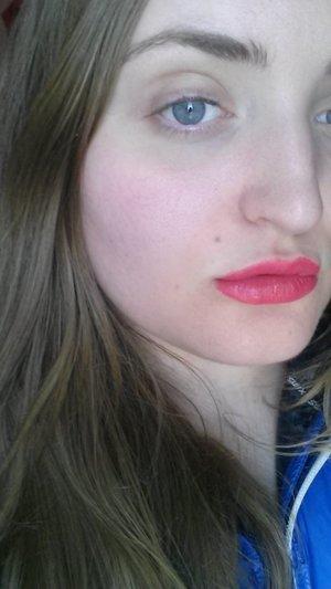 MOTD - Only lipliner and lipstick