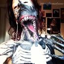 Venom bodyart.
