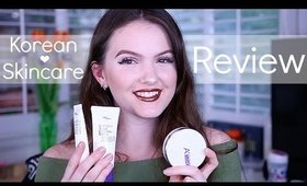 Trying Troiareuke Korean Skincare | Review and Application!