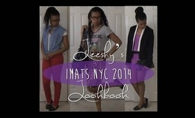 Lookbook: WHAT TO WEAR TO IMATS NYC (Collab)