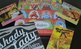 Treats! The Balm Haul