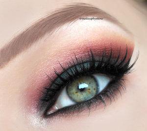 check my instagram for more looks: http://instagram.com/makeupbyeline