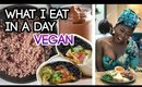 What I EAT in a DAY (FAST and HEALTHY)  | WandesWorld