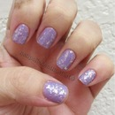 OPI Do You Lilac It and China Glaze Luxe and Lush