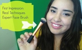 First Impression Real Technique Expert Face Brush