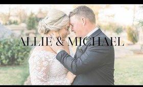 A Warm Winter Wedding at Coles Garden in Oklahoma City
