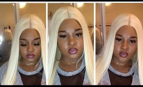 Azwig | 613 Synthetic Lace Front Wig