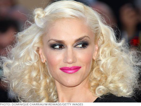 Cannes International Film Festival Makeup Gwen Stefani