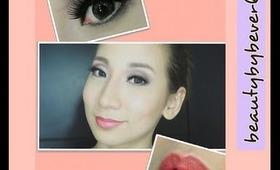 Sophisticated Eye Makeup Tutorial (Lorac Pro Palette)