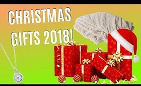 Christmas Gift Ideas 2018!