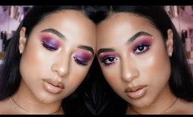 EASY EUPHORIA INSPIRED MAKEUP LOOK 2019