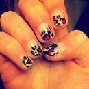 Last valentine nails