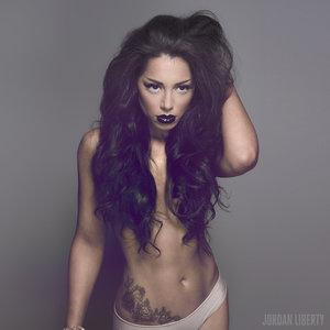 Jessica Dibella. Makeup and Photography by Jordan Liberty.