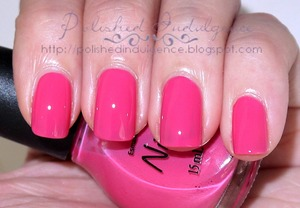 Nicole by OPI City-Pretty Rose