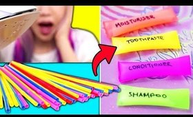 10 DIY Life Hacks With Drinking Straws! Easy Crafts And DIY Projects Everyone Should Try!
