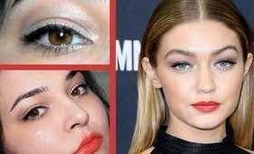 Gigi Hadid Maybelline Fashion Show Berlin Tutorial