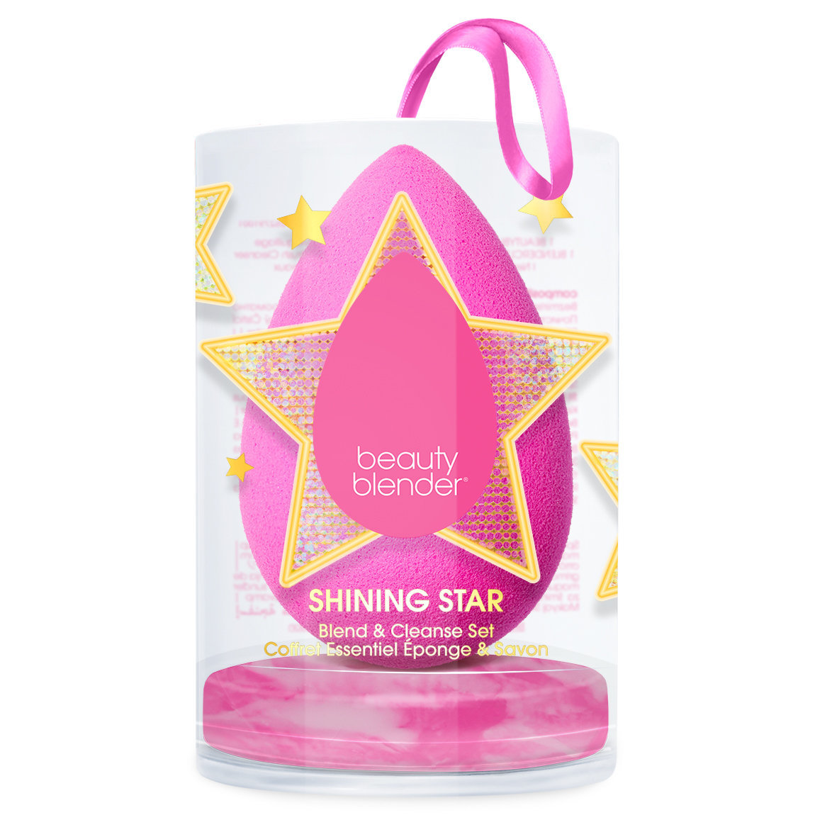 beautyblender SHINING STAR Blend & Cleanse Set alternative view 1 - product swatch.