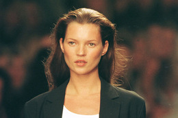 Beauty Icon: Kate Moss