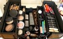 Small Makeup Collection: What's in my Train Case