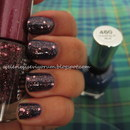 Sally Hansen Thinking of Blue&Essence Time for Romance