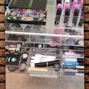 My makeup organizer 💎