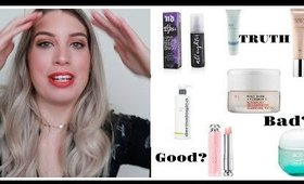 Empties | WOULD I REPURCHASE THESE PRODUCTS? | Tyla Carmela