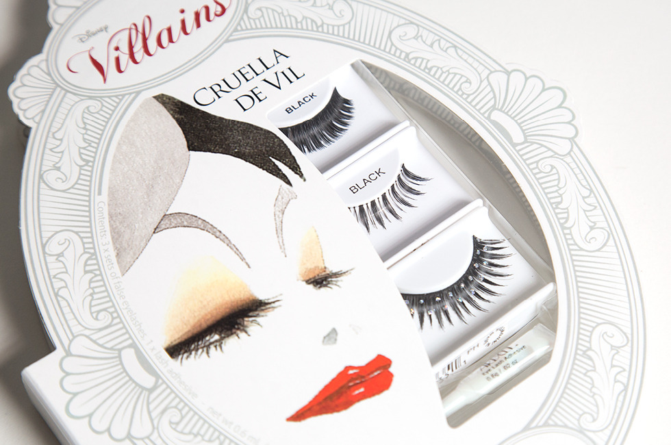Disney Villains False Lashes