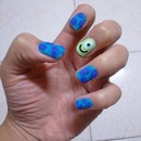 The Monsters, Inc. nail