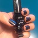 Black Matte Nail Polish