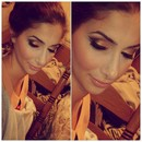 Evening Bridal makeup by me, Sara Ashouri