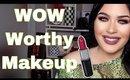 Wow Worthy NeW Makeup! Best Lip Balm,  Liquid Liner, NeW Foundation  + Makeup Giveaway!