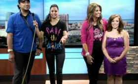 SAM PANIAGUA ON FOX 29 NEWS DAYTIME AT 9