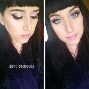 iBeauty custom eyeshadow pallete Anastasia Dipbrow Mac Studio Fix foundation