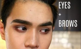 How To Do Perfect Brows + Eyes