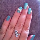 Jupiter Blue with Additives and bow