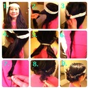 Greek headband pictorial <3